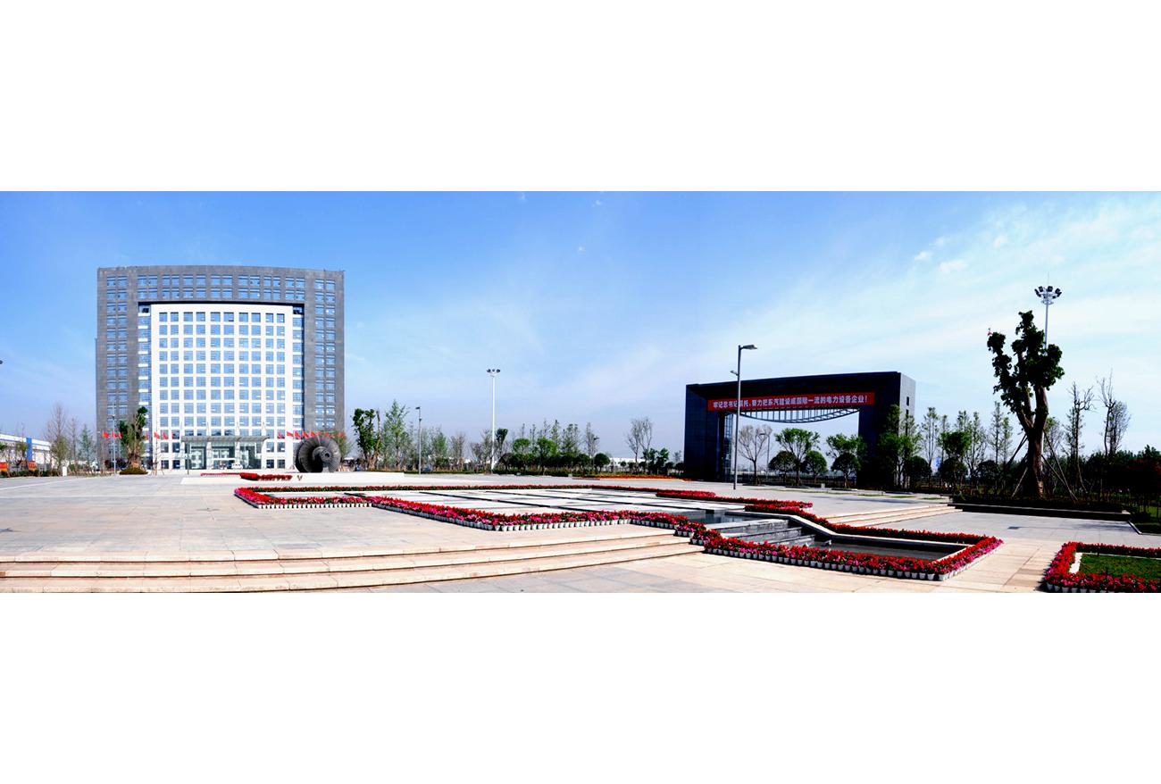 四川德阳东汽震后新地产景观设计厂区平面设计v地产好么图片